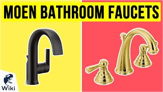 10 Best Moen Bathroom Faucets 2020