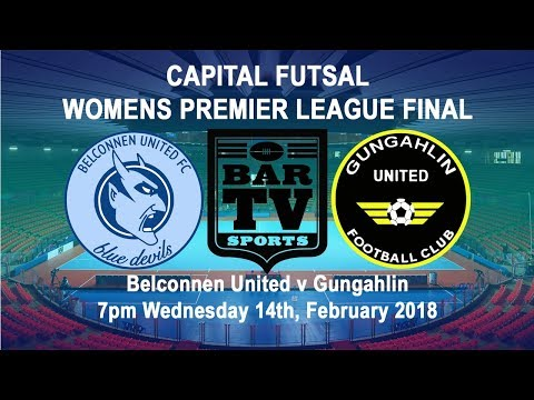 2018 Capital Futsal Premier League Women's Grand Final