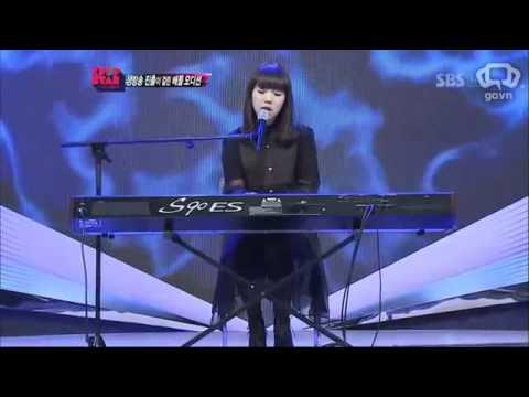 Thí sinh -Kpop Star- cover -Haru Haru- (Big Bang) quá mượt!.flv