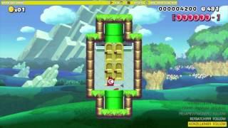 Скачать Super Mario Maker Seven Easy Pieces Expert Rage Montage