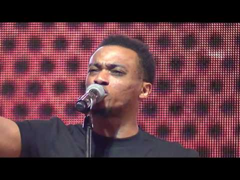 """Chicago Gospel Festival-17 Jonathan McReynolds-""""Great is the Lord"""""""