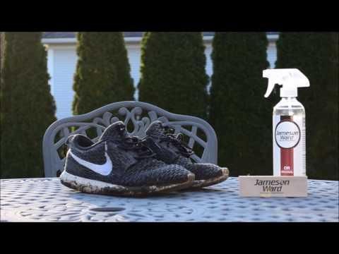 Jameson Ward Premium Shoe Cleaner - How to Clean Nike Rosche Run