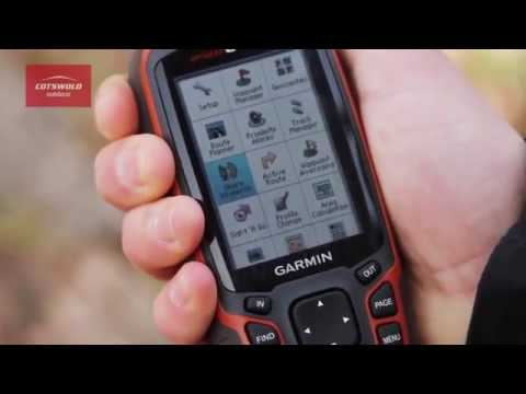 Garmin GPSMap 64s - YouTube
