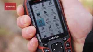 видео Garmin GPSMAP 64