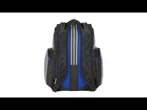 ab5df299d5 adidas Climacool Strength Backpack - YouTube