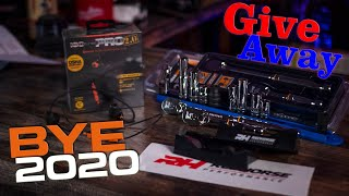 Good Riddance 2020 GIVEAWAY!  GearWrench, IsoTunes, and RedHorse Performance Tools!