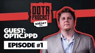 DotA Procast with BreakyCPK #1 - Guest OpTic.Zai