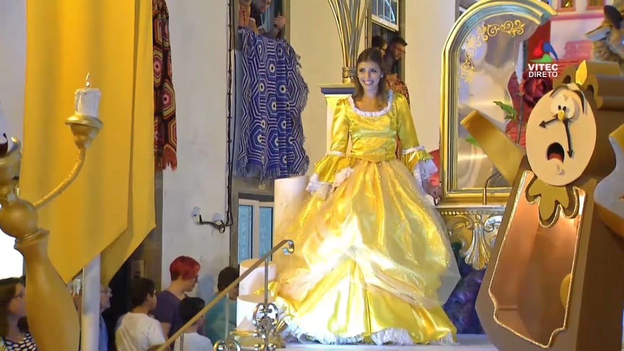 Direto Do Desfile Infantil No Mundo Da Fantasia Nas Festas Da