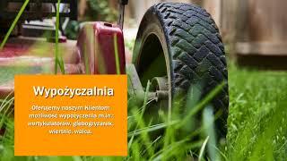 Artykuły ogrodnicze kosiarki spalinowe wertykulator Wieliczka Taxus