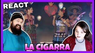 VOCAL COACHES REACT: NATALIA JIMÉNEZ, LILA DOWNS - LA CIGARRA