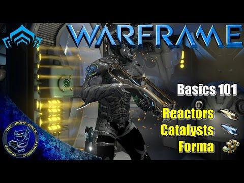 warframe slots free