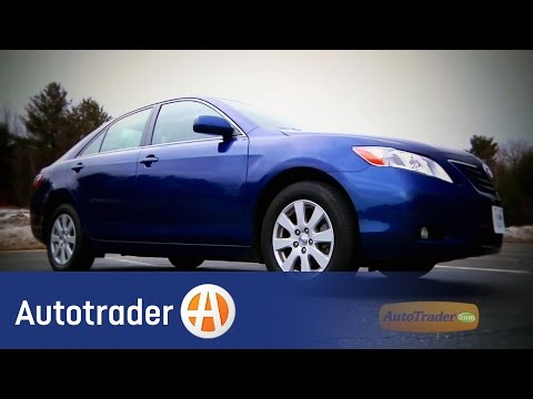 2007-2010 Toyota Camry - Sedan | Used Car Review | AutoTrader