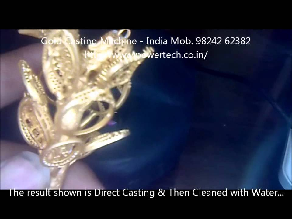 Gold Jewellery Vacuum Casting Machine cg1 Equipment technique, gold making  machine, Lost wax Casting