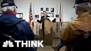 Republican Senate Candidate Roy Moore Is A Triumph Of America's Tribal Instincts | Think | NBC News