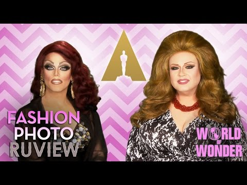 RuPaul's Drag Race Fashion Photo RuView w/ Morgan McMichaels and Delta Work – Oscars Edition