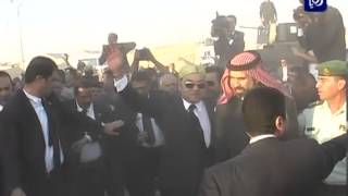 ماذا حدث خلال زيارة ملك المغرب بالزعتري؟   Roya