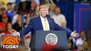 President Trump Calls Impeachment Inquiry Illegal And Unconstitutional | TODAY