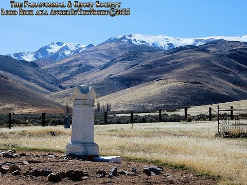 "Unionville NV - Part 8 ""Graveyard A True Testament To Its Time"""