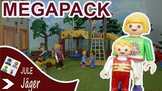 Playmobil Film deutsch -  Kindergartengeschichten von Familie Jäger - Videosammlung für Kinder
