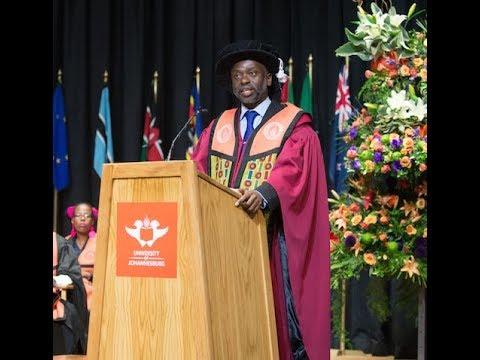 The Inauguration of UJ Vice-Chancellor and Principal, Prof Tshilidzi Marwala