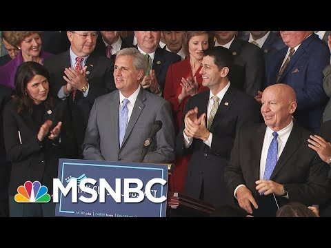 House Passes GOP Tax Bill With Future Uncertain In Senate | MSNBC