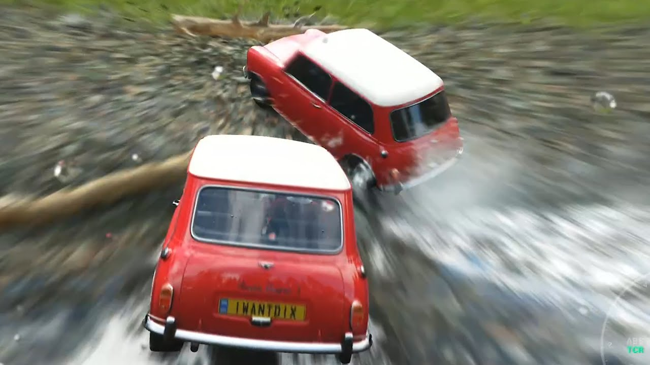 I don't know why, but Forza Horizon 4 has a Battle Royale Mode thumbnail