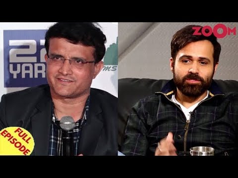 Sourav Ganguly on Hardik Pandya's KWK controversy | Emraan Hashmi exclusive interview & more