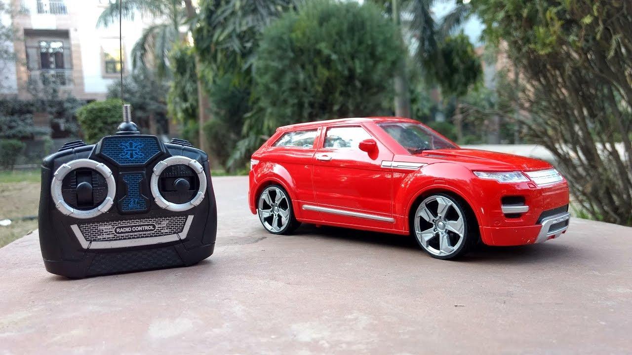 Rc Range Rover Velar Car Unboxing Review Remote Control Car Rc