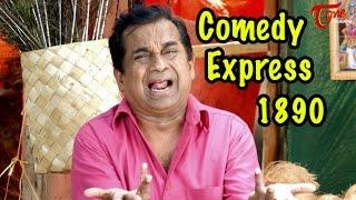 Comedy Express 1890   B 2 B   Latest Telugu Comedy Scenes   Comedy Movies