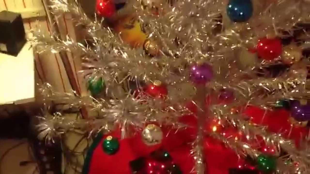 aluminum christmas tree ebay - Aluminum Christmas Tree Ebay