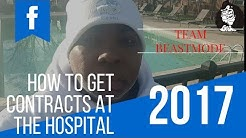 MOBILE DETAILING HOW TO GET CONTRACTS WITH THE HOSPITAL