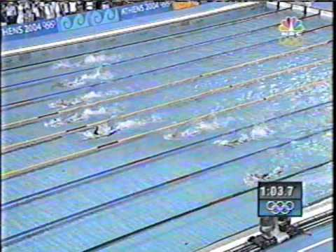 200 M Freestyle  Finals - 2004 Olympics