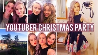 The Gleam Youtuber Christmas Party | Inthefrow