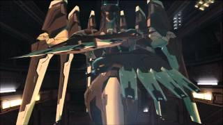 Zone of the Enders: The 2nd Runner HD Collection PS3 Gameplay part 2 First Anubis Encounter