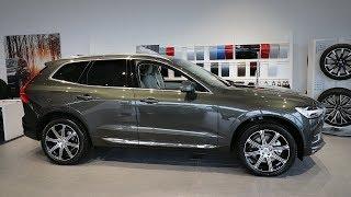 2018 Volvo XC60 Inscription AWD Quick Review Exterior - Interior