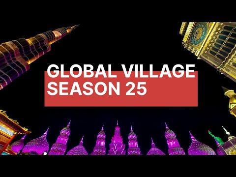GLOBAL VILLAGE 2020 –  21| Season 25 | Full Tour  In HD | Dubai Global Village Tour