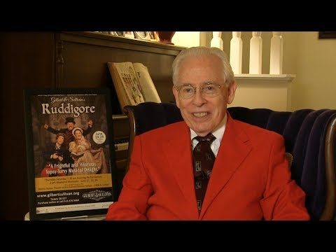 """""""Ruddigore"""" 2018 Preview With Ralph MacPhail, Jr."""
