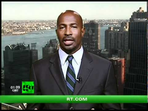 Conversations With Great Minds: Global activist Van Jones - Part 1
