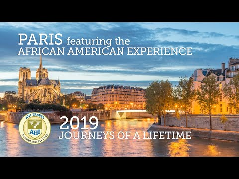 Paris Featuring The African-American Experience