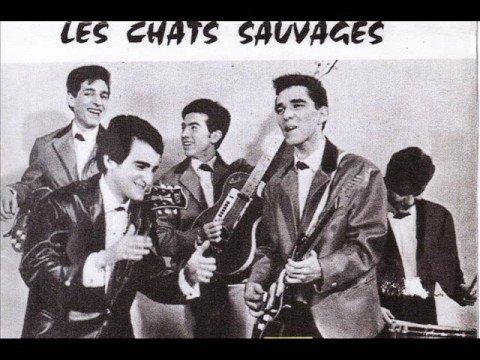 """Dick Rivers et les Chats Sauvages-""""J'ai pris dans tes yeux"""""""