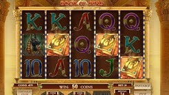 Online slots - Book of Dead free spins bonus