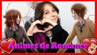 Top 5 - Melhores Animes de Romance - Especial dia dos Namorados