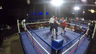 Ultra White Collar Boxing | Manchester Ring 2 | Luke Haywood Vs Daniel Wheatley