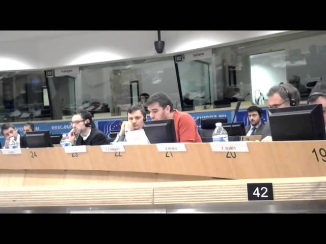 Intervencion Bruselas CCOO