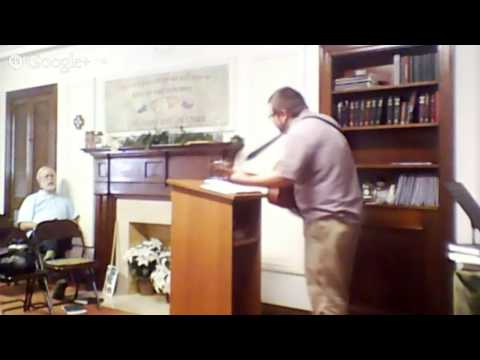 Sunday Worship at Joy Mennonite Church, Oklahoma City, May 11, 2014