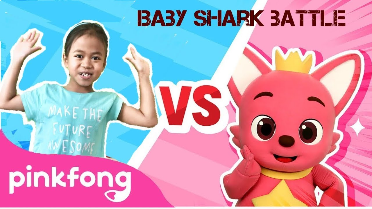Baby Shark Dance Battle | Baby Shark Challenge | Baby ...