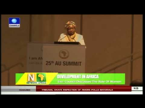 AU Executive Council Discusses Role Of Women In Africa