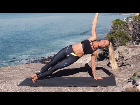 Yoga for Tank Top Arms & Shoulders, Part B 43 min - Day 19 & 26