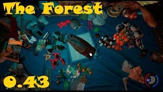The Forest 0.43 - Обновление, Мешок для палок и камней, новые лекарства, туристический хлам #43(Все изменения на русском языке нового обновления - The Forest 0.43. Всем приятного просмотра. Подписывайтесь и..., 2016-07-21T08:52:39.000Z)