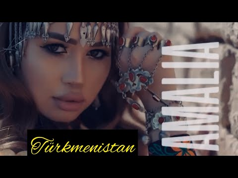 Amalia - Türkmenistan (Official HD Video)